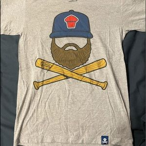 Johnny Cupcakes Mike Napoli special edition